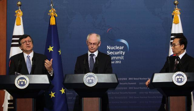 EU/South Korea Summit, 28/03/2012