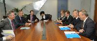 Visit of Valeriy Khorochkovskiy, Ukrainian First Vice-Prime Minister, to the EC