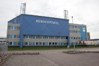 The Eurocontrol building, in Maastricht