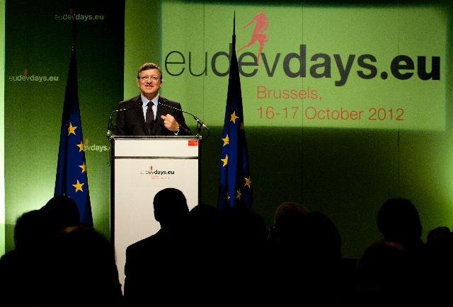 European Development Days 2012