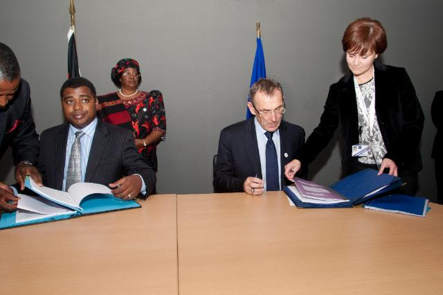 Journées européennes du développement 2012