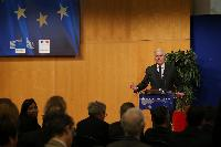 Participation of Michel Barnier, Member of the EC, at the