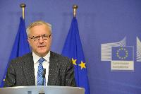 Press conference by Olli Rehn, Vice-President of the EC, on Spain's compliance with the recommandation by the Council on its EDP