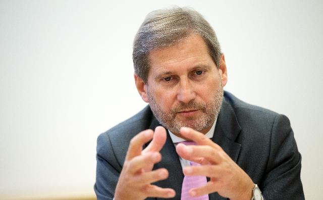 Participation of Johannes Hahn, Member of the EC, at the presentation of the partnership agreement and programmes in Denmark for 2014-2020