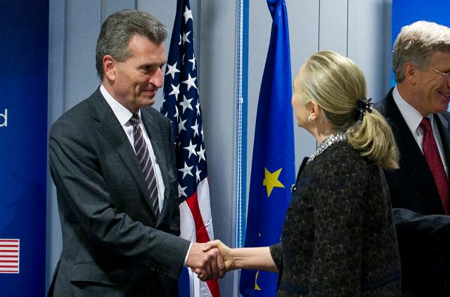 EU/US Energy Council, 05/12/2012