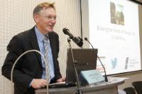 Participation de Janez Potočnik, membre de la CE, à la conférence intitulée