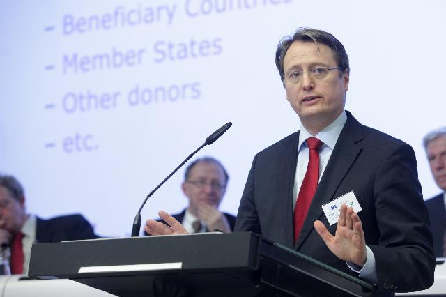 Conférence sur l'instrument d'aide de pré-adhésion: