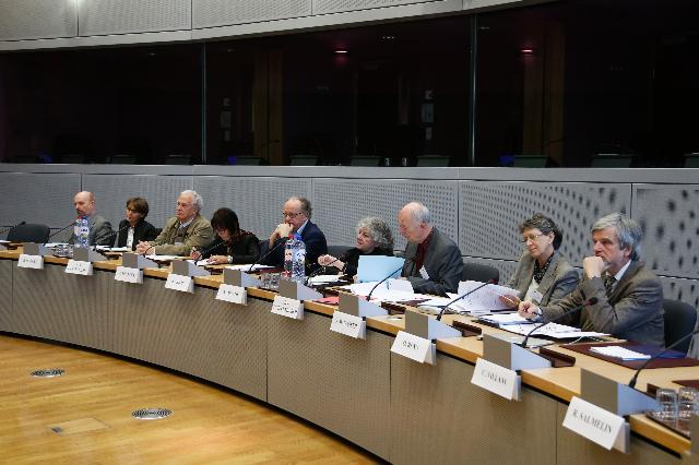 1st meeting of the Science and Technology Advisory Council to José Manuel Barroso, President of the EC