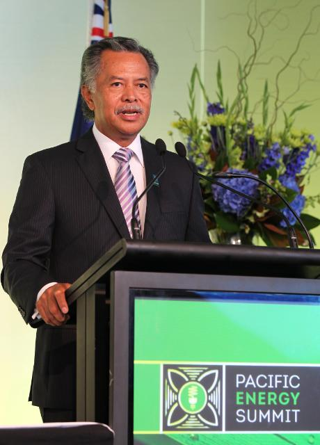 Participation of Andris Piebalgs, Member of the EC, at the Pacific Energy Summit, 24-25/03/2013