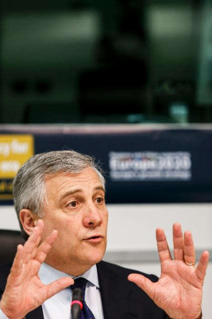 Participation of Antonio Tajani, Vice-President of the EC, at the Europe 2020 Conference - An industrial policy for the globalisation era: the role of regions and cities