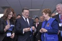José Manuel Barroso, 2nd from the left, and K...