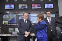 José Manuel Barroso, Kristalina Georgieva and...