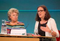 Participation of Viviane Reding, Vice-President of the EC, and Cecilia Malmström, Member of the EC, in the EU/US Justice Ministerial Meeting