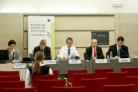 Press conference by Ville Itälä, Member of the European Court of Auditors, on the ECA special report entitled 'Have the Marco Polo programmes been effective in shifting traffic off the road?'