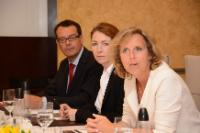 Visit of Connie Hedegaard, Member of the EC, to the Philippines