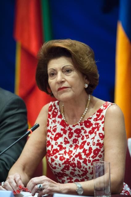 Participation of Štefan Füle and Androulla Vassiliou, Members of the EC, at the third Informal Eastern Partnership Dialogue, organised in Yerevan