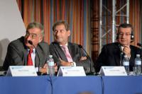 Participation of Johannes Hahn, Member of the EC, at the 41th General Assembly and the 40th anniversary of the CRPM, in Saint Malo