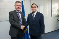 Visit of Hoàng Trung Hải, Vietnamese Deputy Prime Minister, to the EC