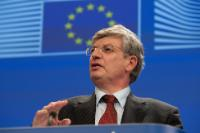 Press conference by Tonio Borg, Member of the EC, on GMO cultivation