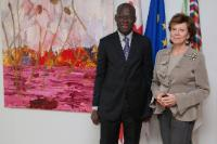 Visit of Cheikh Abiboulaye Dièye, Senegalese Minister for Communications and Digital Economy, to the EC