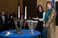 Participation de Catherine Ashton, vice-présidente de la CE, à l'évènement 'EuroChanukah 4 Paix 2013'