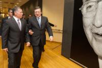 Visit of Abdullah II, King of Jordan, to the EC