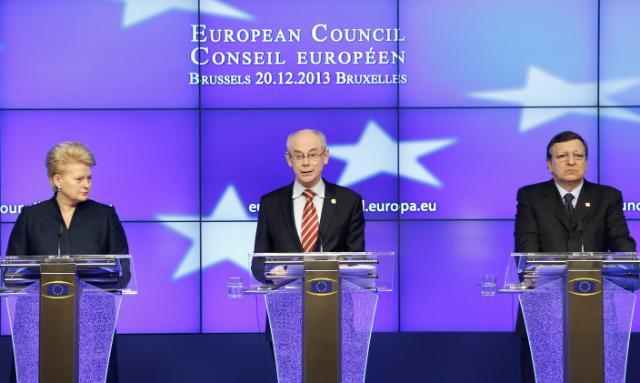 Brussels European Council, 19-20/12/2013