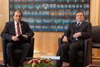 Visit of Plamen Oresharski, Bulgarian Prime Minister, to the EC