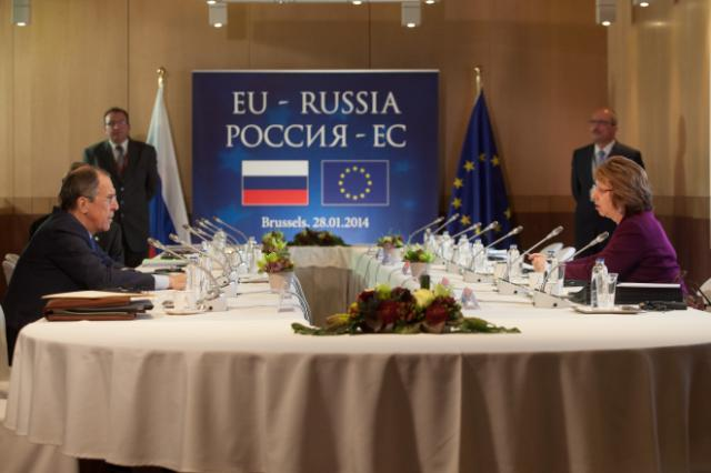 EU/Russia Summit, 28/01/2014