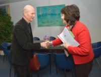 Visit of Pascal Lamy, Member of the Global Ocean Commission, to the EC