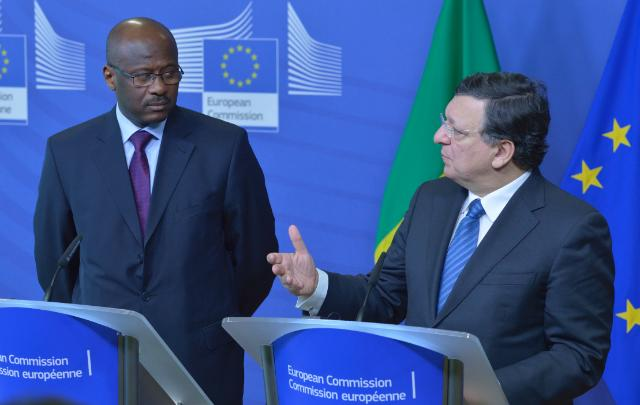 Visit of Oumar Tatam Ly, Malian Prime Minister, to the EC