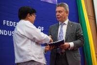 Visit of Karel De Gucht, Member of the EC, to Myanmar/Burma