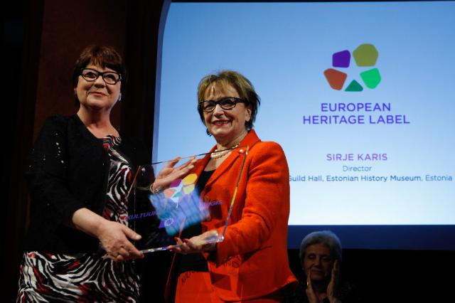 European Heritage Label Awards Ceremony 2013