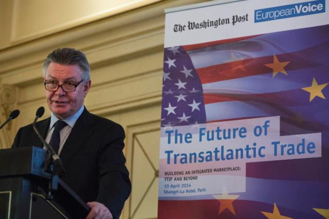 Conference of Washington Post and European Voice