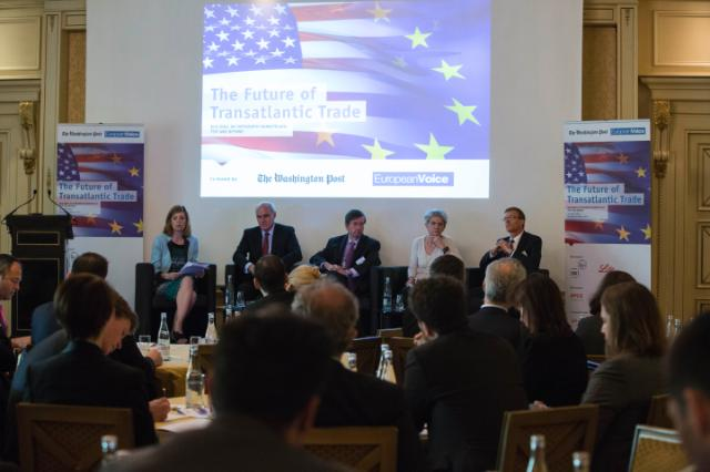 Participation of Karel De Gucht, Member of the EC, at the conference entitled 'The Future of Transatlantic Trade', organised in Paris