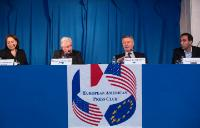 "Illustration of ""Participation of Karel De Gucht, Member of the EC, at the conference entitled 'The Future of Transatlantic..."