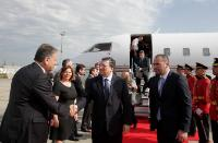 Visit of José Manuel Barroso, President of the EC, to Albania