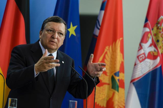 Participation of José Manuel Barroso, President of the EC, in the Western Balkans Summit