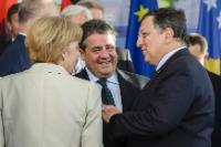 """Illustration of """"Participation of José Manuel Barroso, President of the EC, in the Western Balkans Summit"""""""