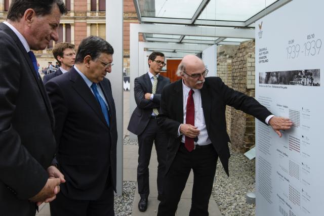 Participation of José Manuel Barroso, President of the EC, in the Western Balkans Summit