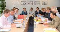 """Illustration of """"Participation of Dacian Cioloş, Member of the EC, in a meeting to discuss the exceptional support measures..."""