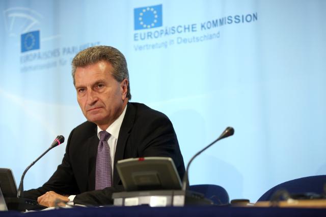 Trilateral meeting on gas EU/Russia/Ukraine, Berlin, 26/09/2014