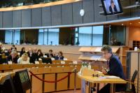 Hearing of Jonathan Hill, Member designate of the EC, at the EP