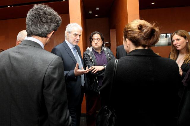 Visite de Christos Stylianides, membre de la CE, au Liban