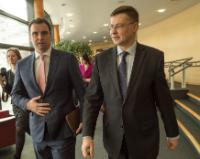 Visit of Aivaras Abromavičius, Ukrainian Minister for Economic Development and Trade, to the EC