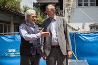 "Illustration of ""Visit of Christos Stylianides, Member of the EC, to Nepal"""