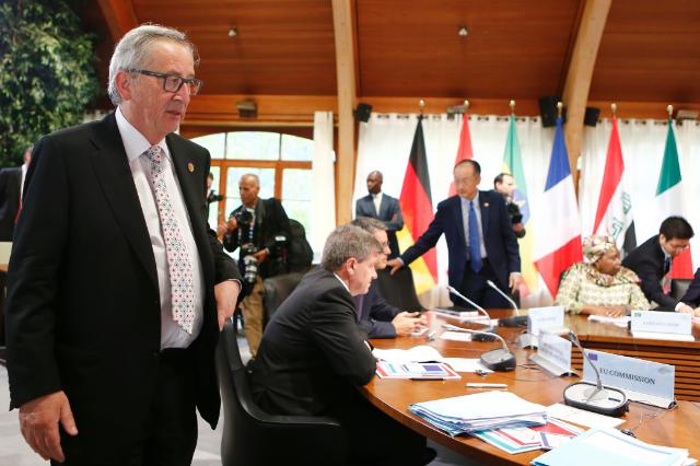 G7 Summit in Krün