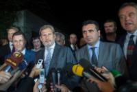 Visit of Johannes Hahn, Member of the EC, to the former Yugoslav Republic of Macedonia