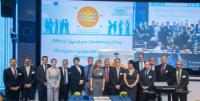 High level conference 'Saving lives with safety information', with the participation of Violeta Bulc, Member of the EC