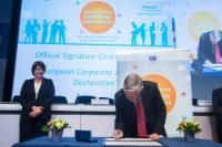 Conférence de haut niveau 'Sauver des vies grâce aux données de sécurité', avec la participation de Violeta Bulc, membre de la CE